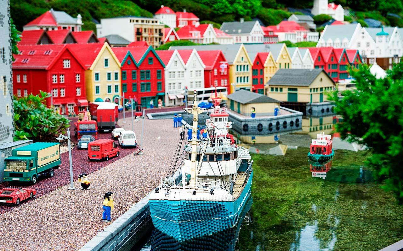 Миниленд в Дании