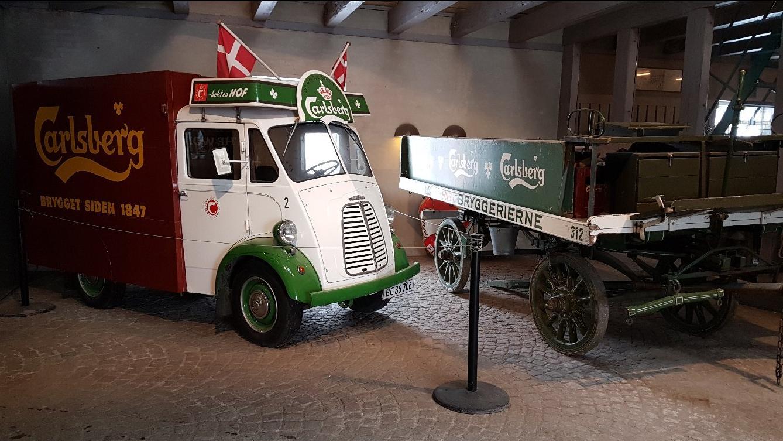 Музей Карлсберга в Копенгагене
