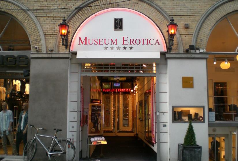 Музей эротики в Копенгагене