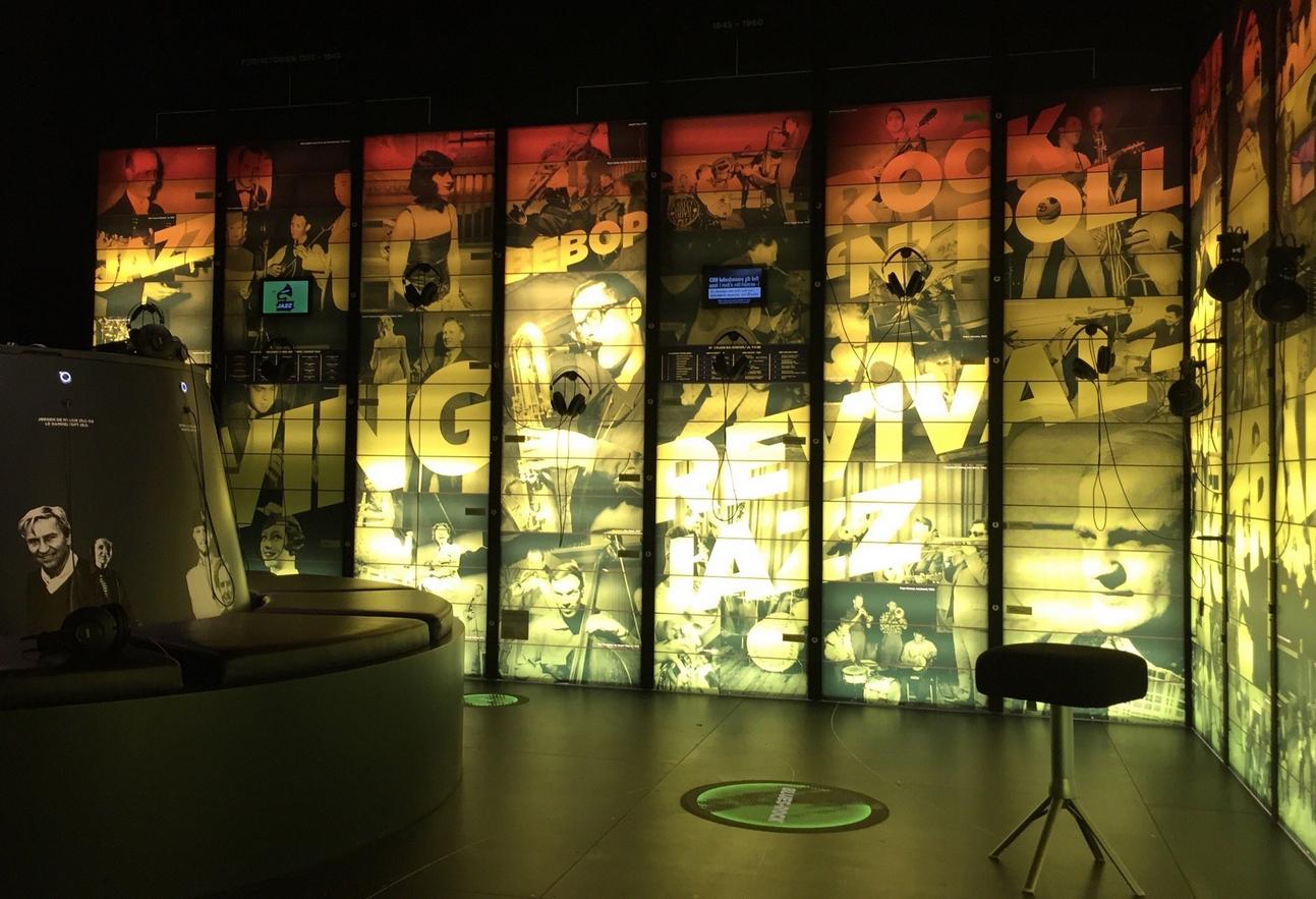 Музей RAGNAROCK
