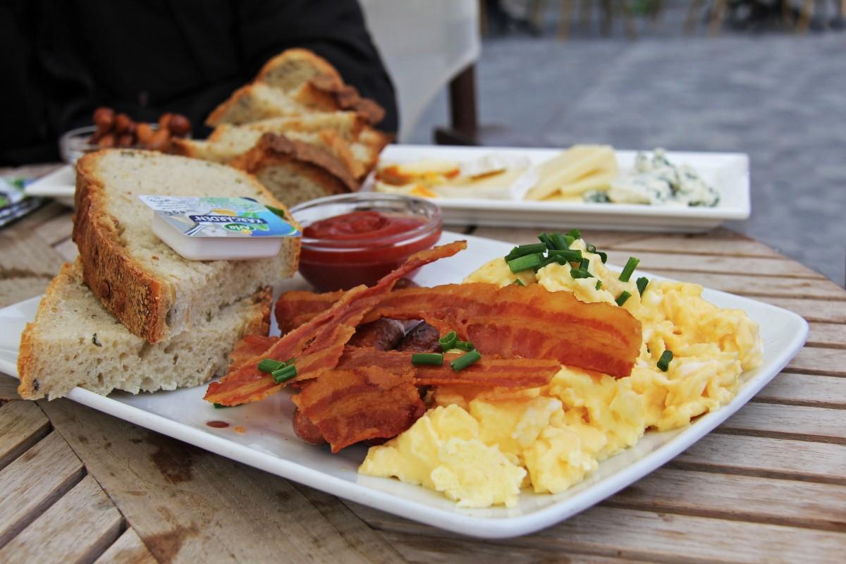 Национальные блюда датской кухни