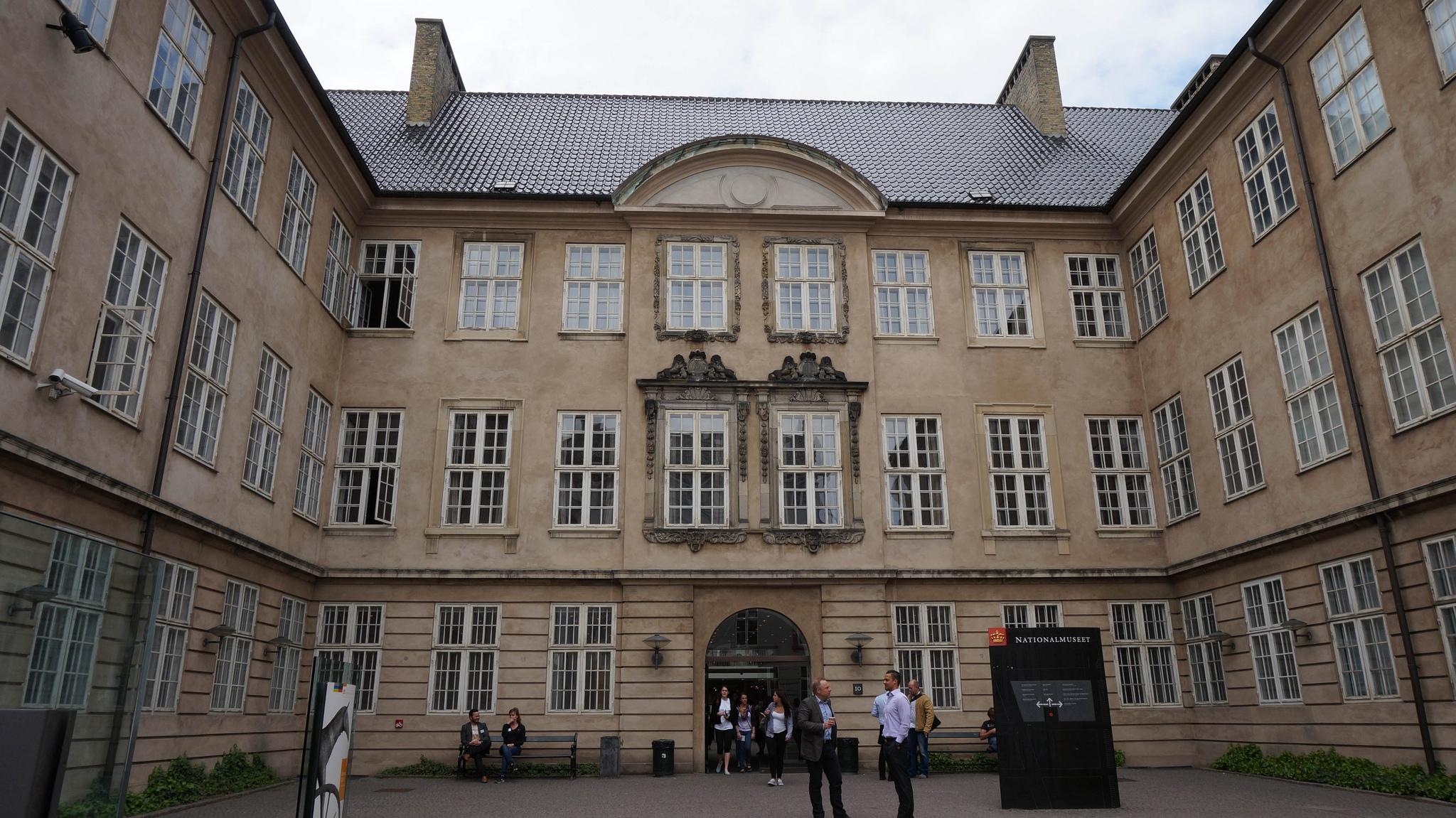 Национальный музей Дании, Копенгаген