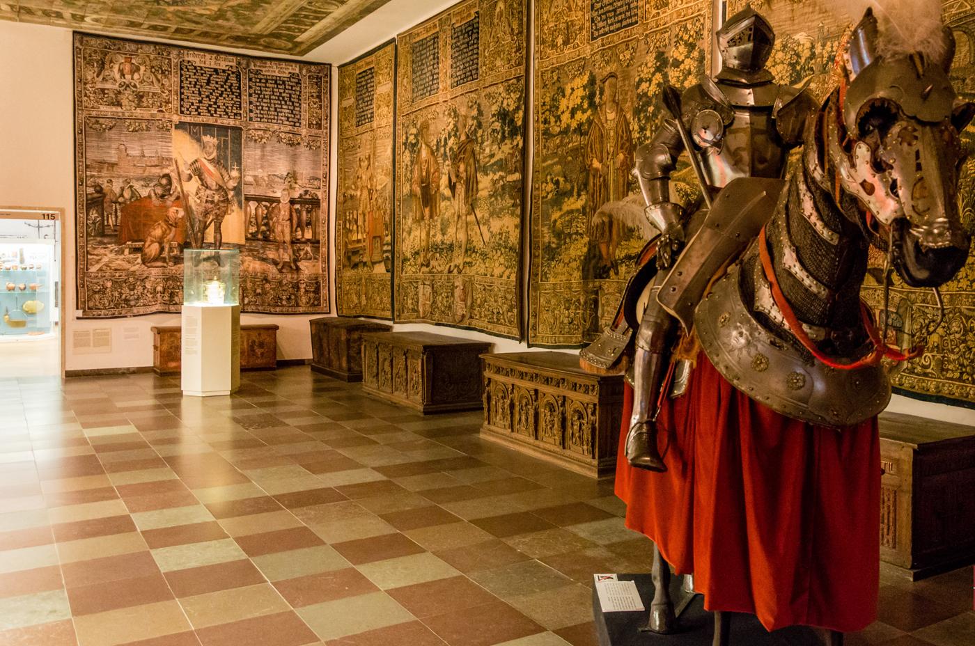 В музее Копенгагена