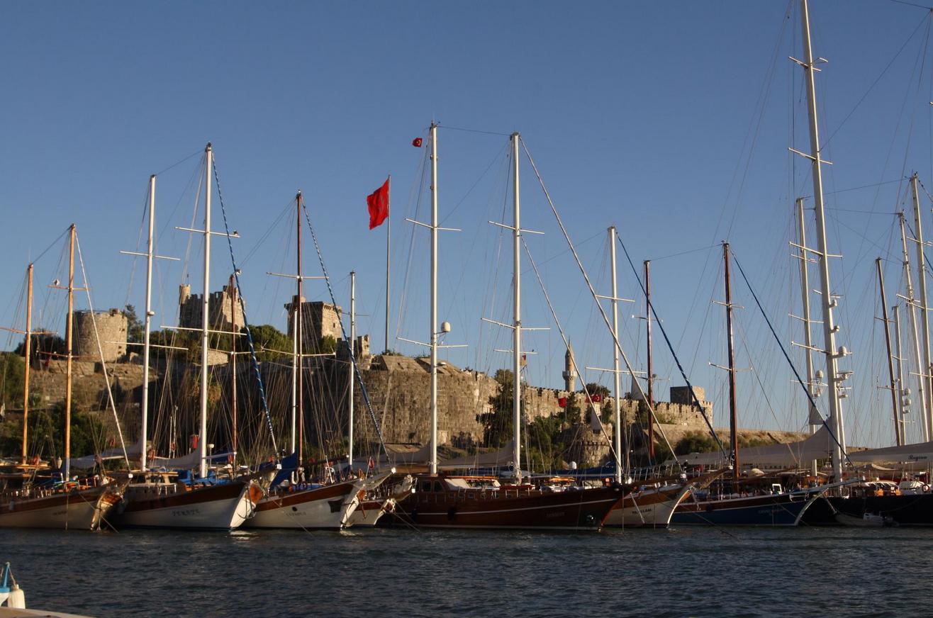 Порт Милта Бодрум Марина