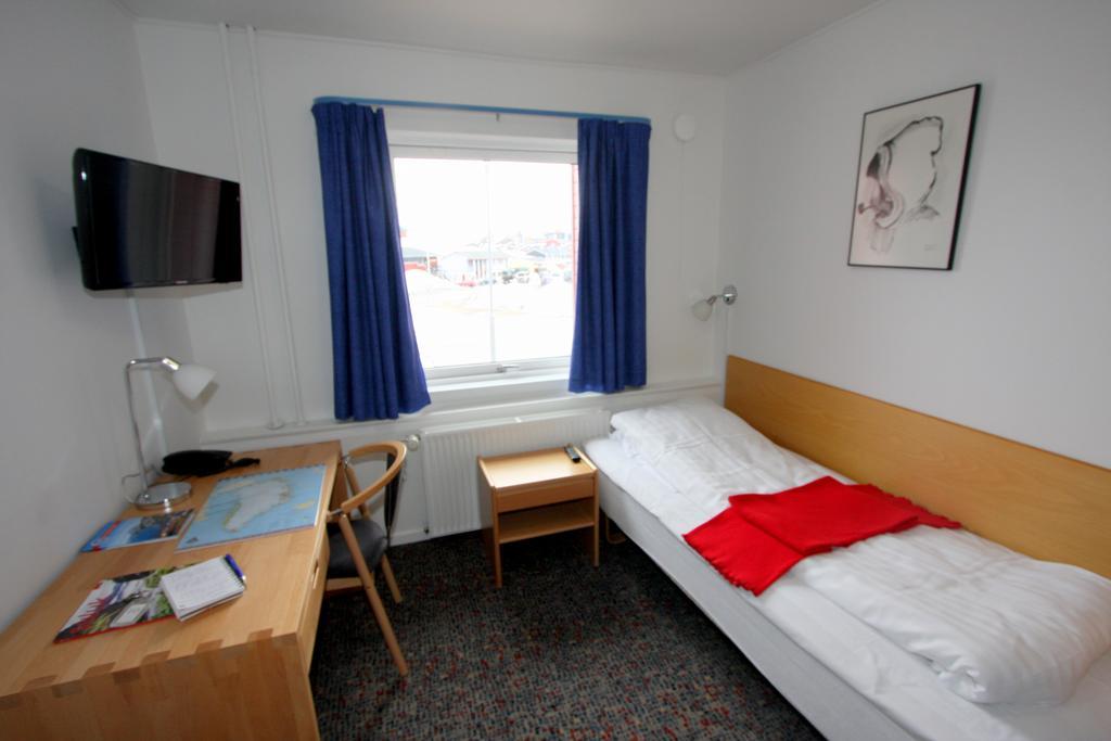 Отель Sømandshjemmet Nuuk