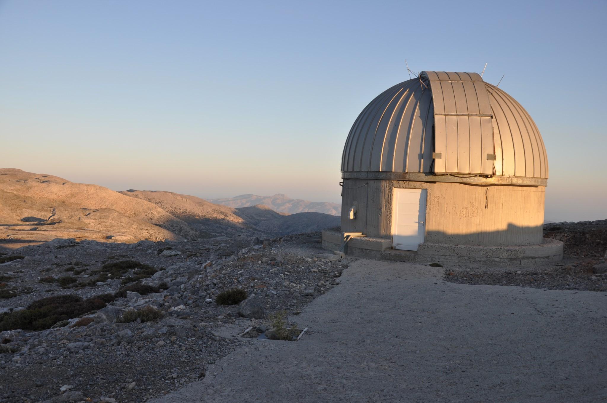 Обсерватория Скинакас