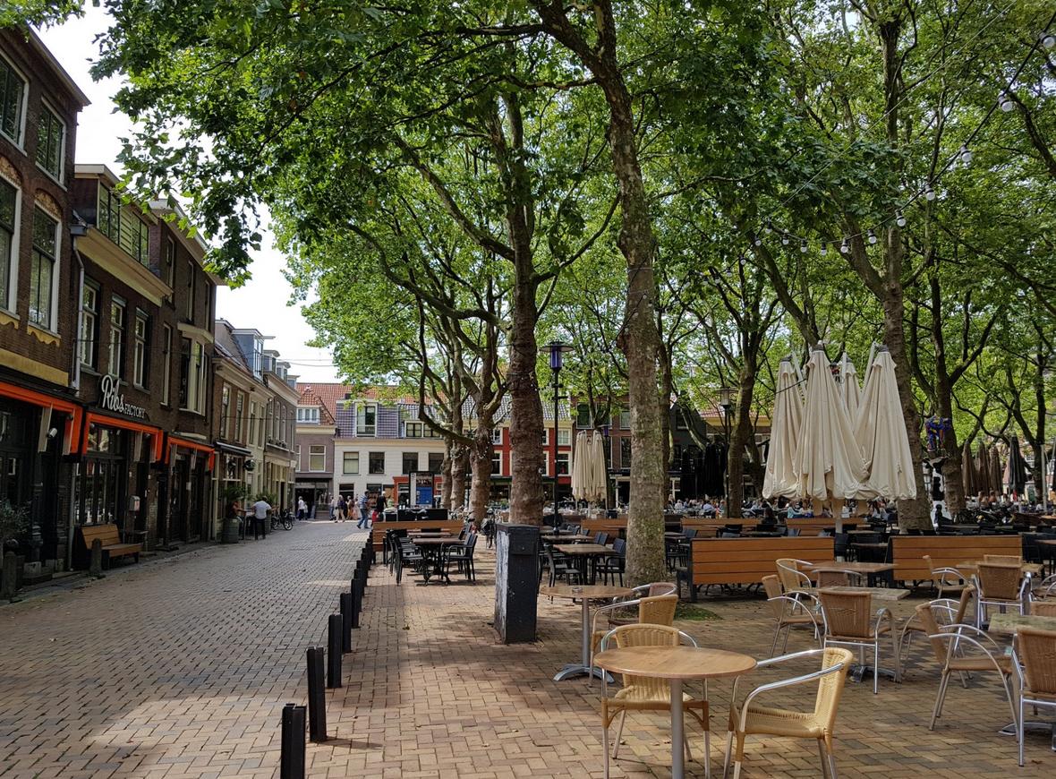 Площадь Beestenmarkt