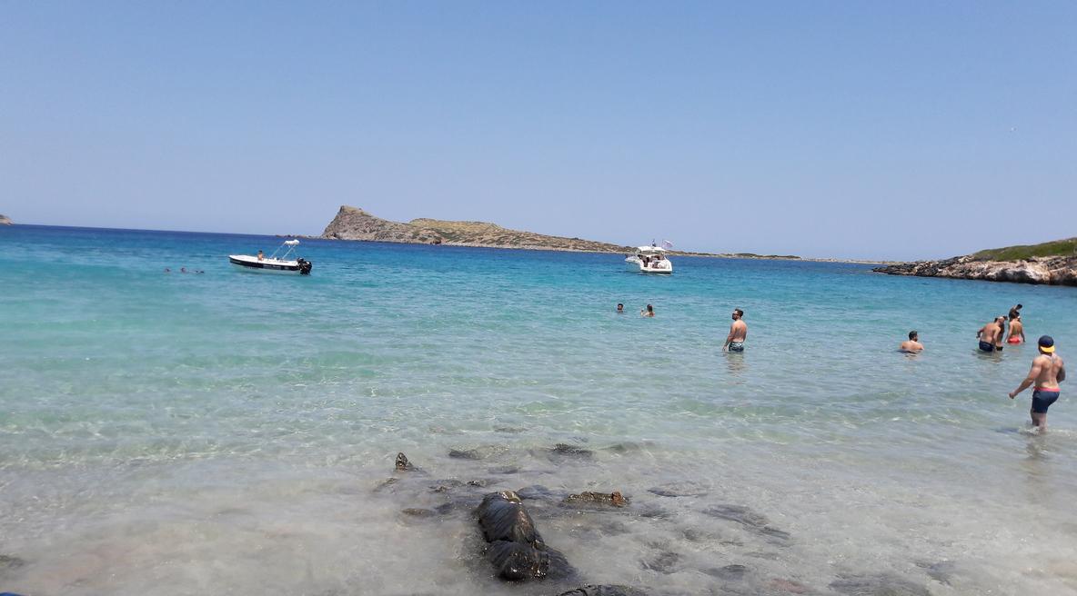Пляж Колокитас