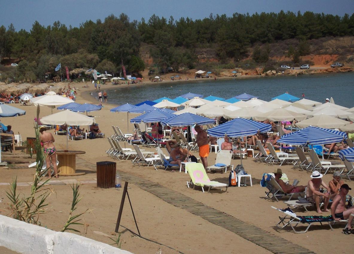 Пляж Крисси Акти