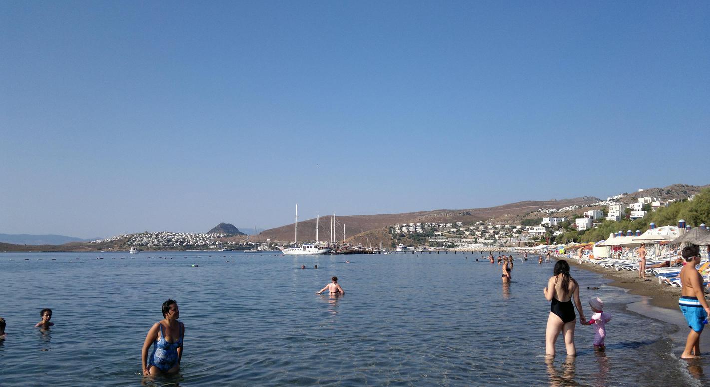 Пляж Яхши