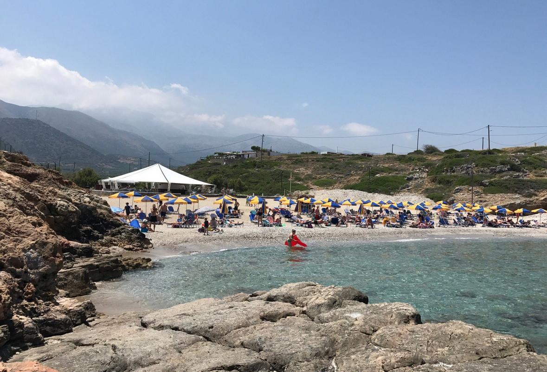 Пляж Boufos