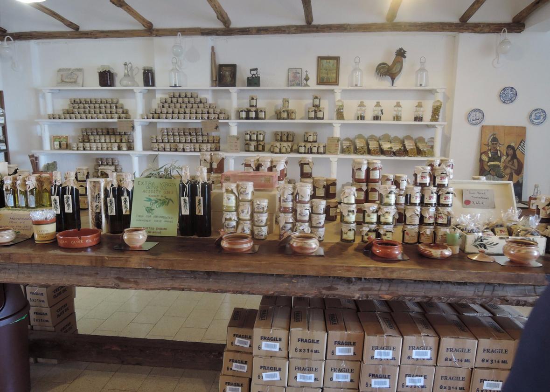 Продукция Cretan Olive Oil Farm