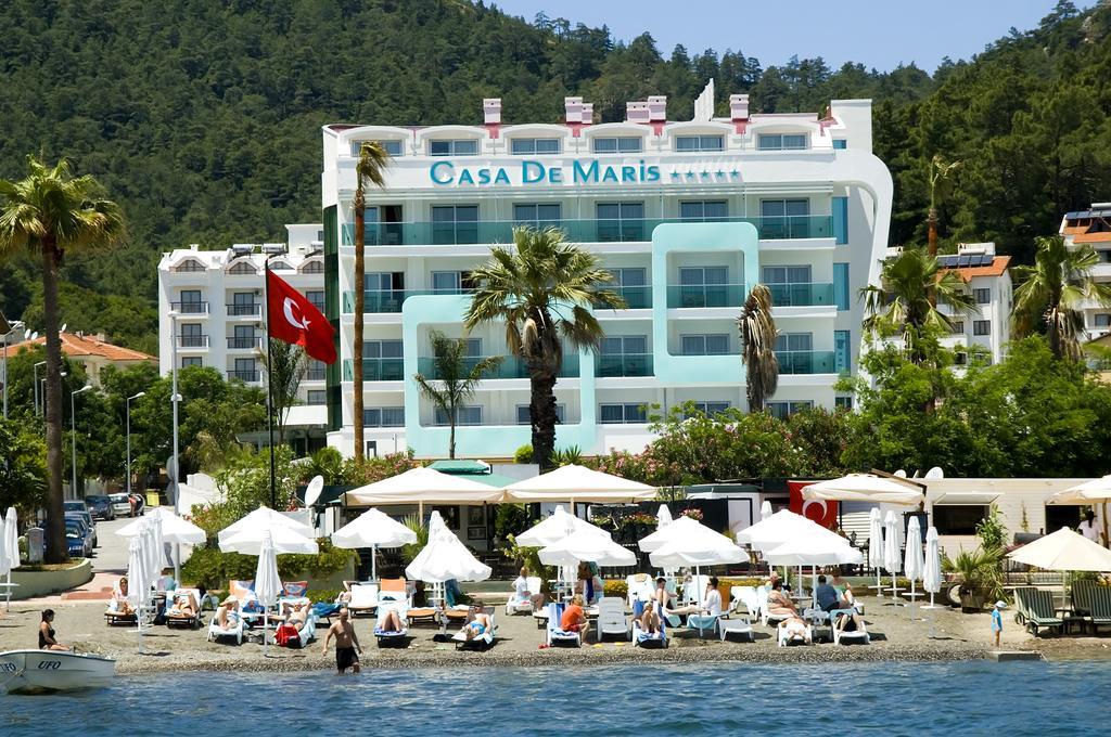 Пятизвездочный отель Casa De Maris Spa {amp}amp; Resort Hotel