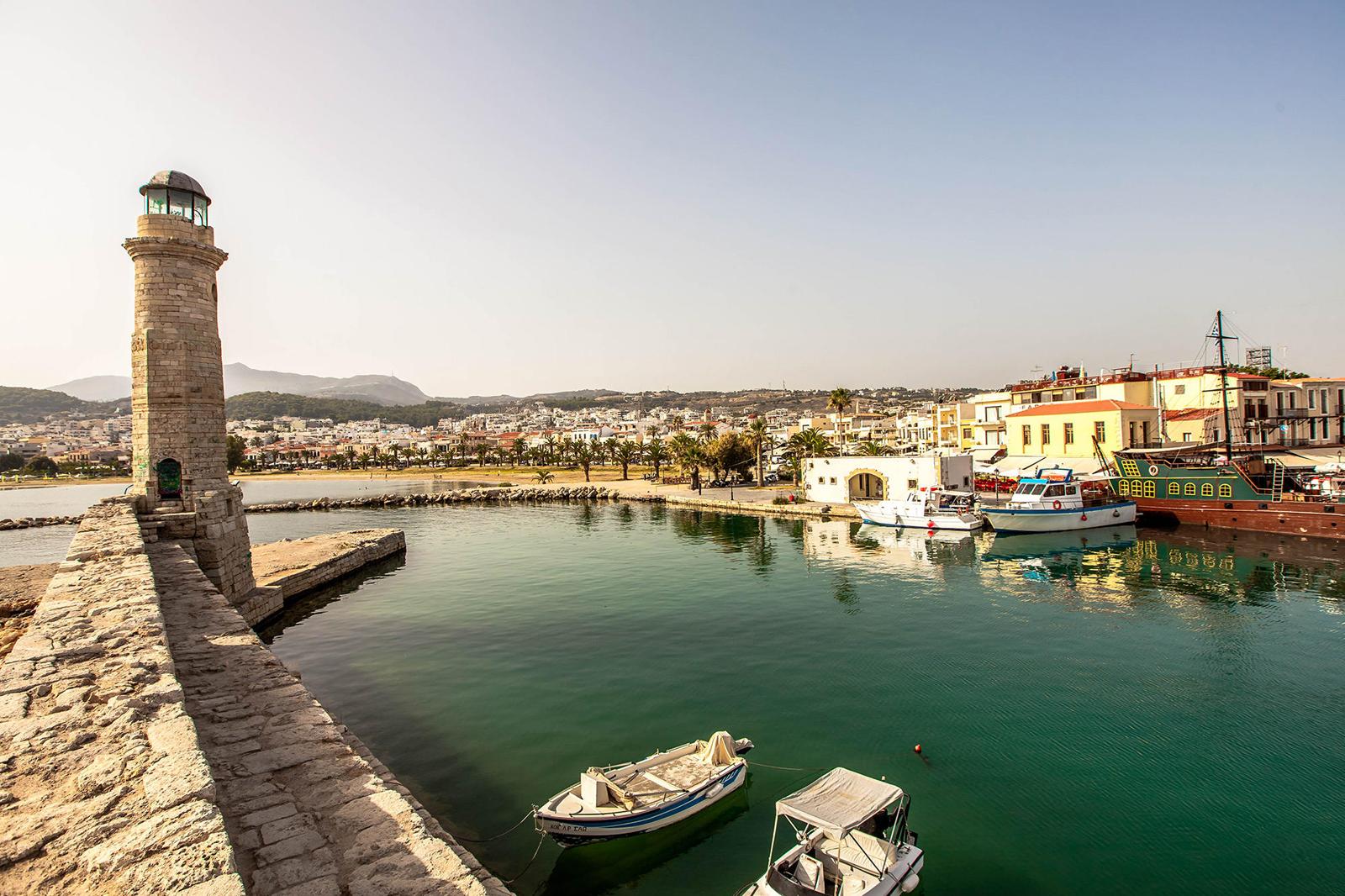 Крит ретимно достопримечательности фото