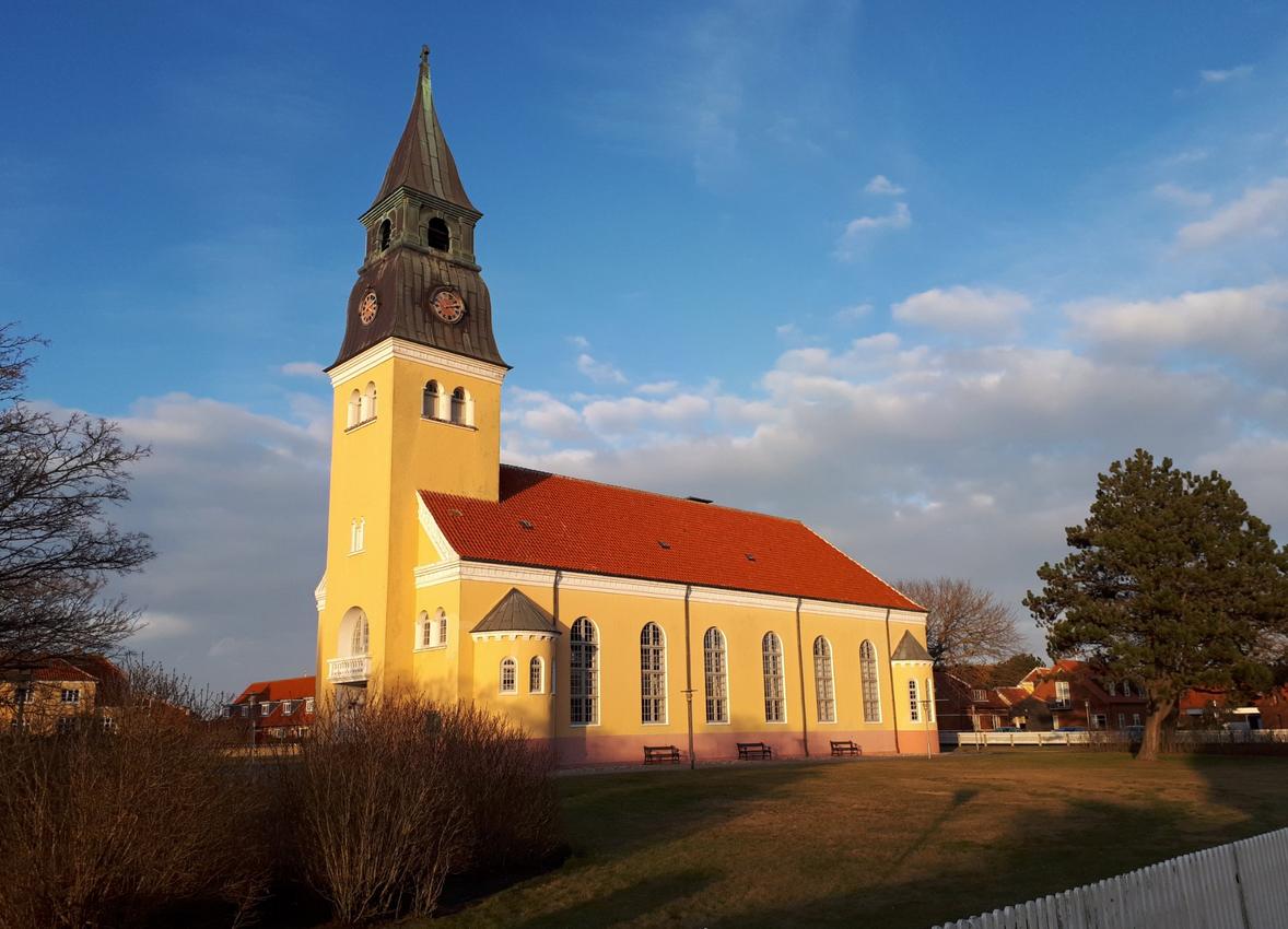 Скагенская церковь