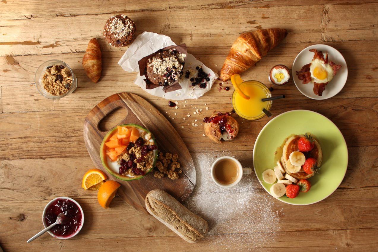 Сладости в кафе Barista Cafe Gouda