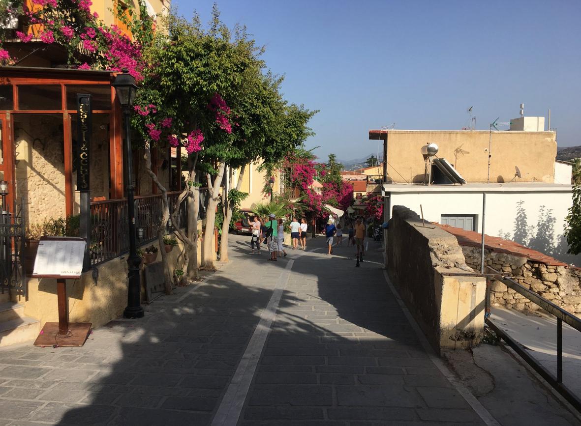 Старый город Ретимно