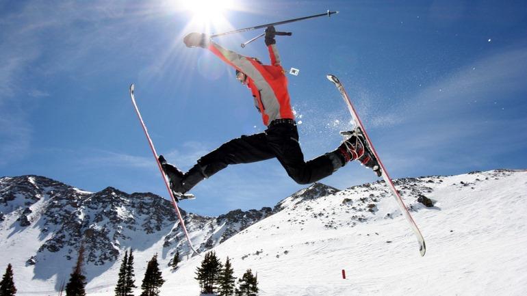 Страховка для горнолыжников