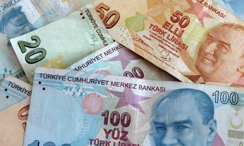 Валюта - лиры