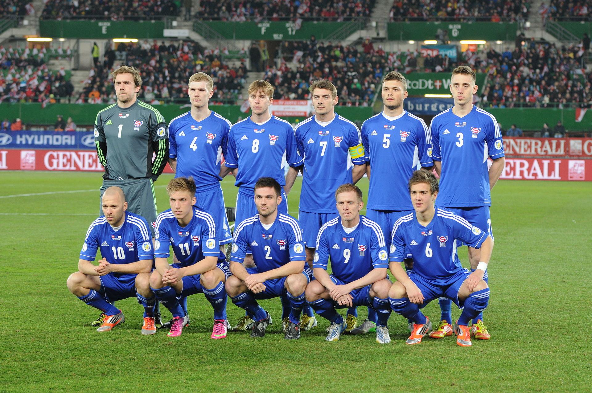 Футбольная команда Фарер