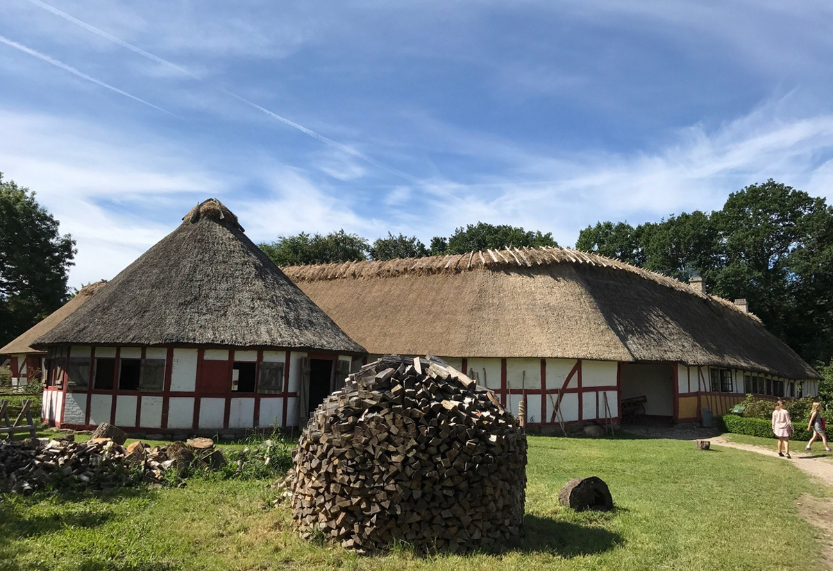 Фюнская деревня