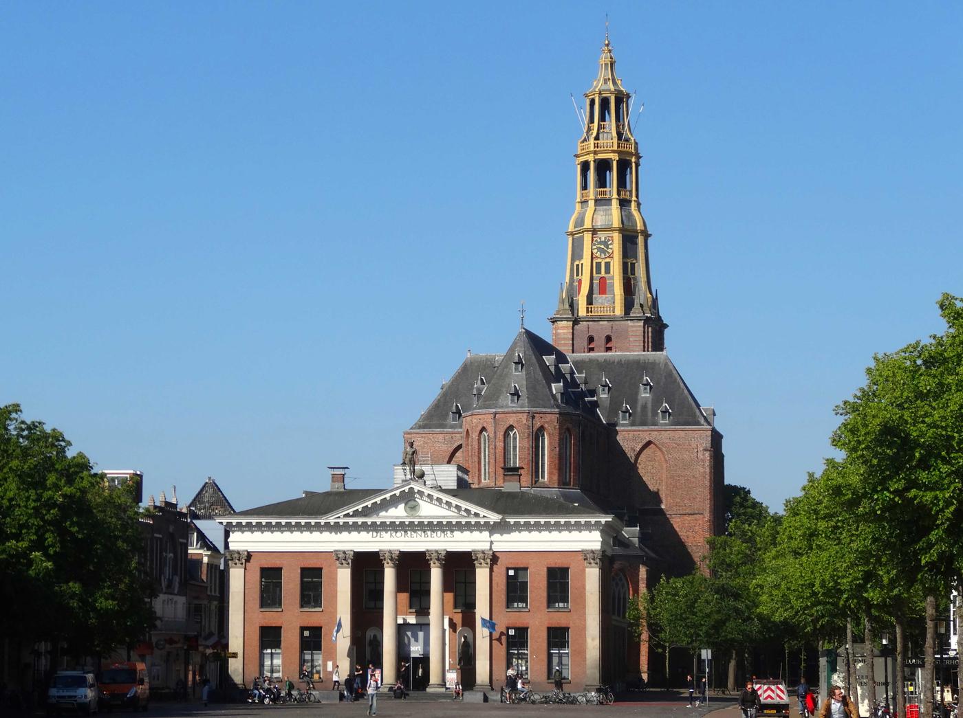 Церковь Der Aa-kerk