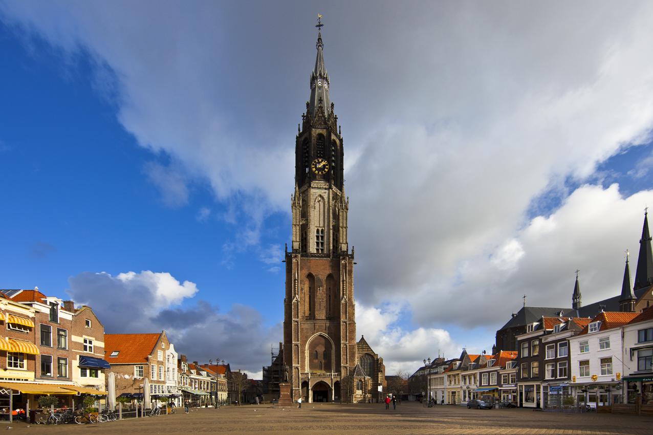 Церковь Nieuwe Kerk