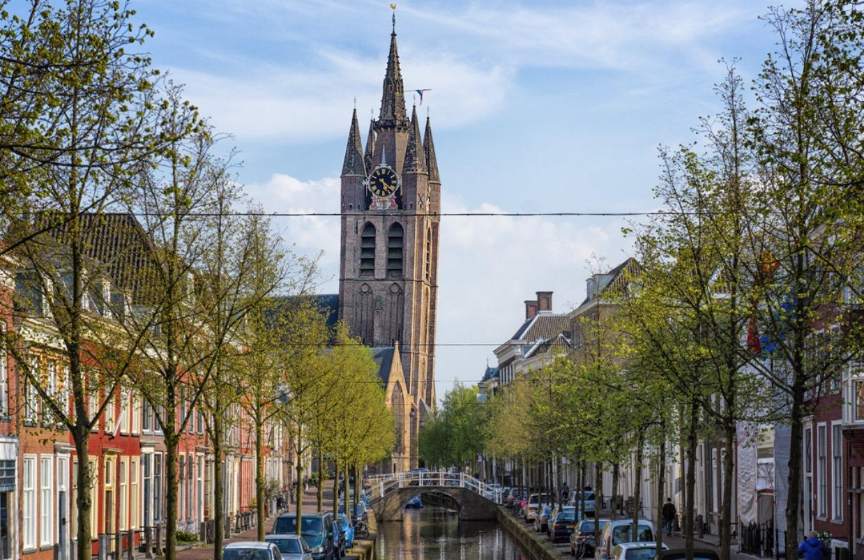 Церковь Oude Kerk
