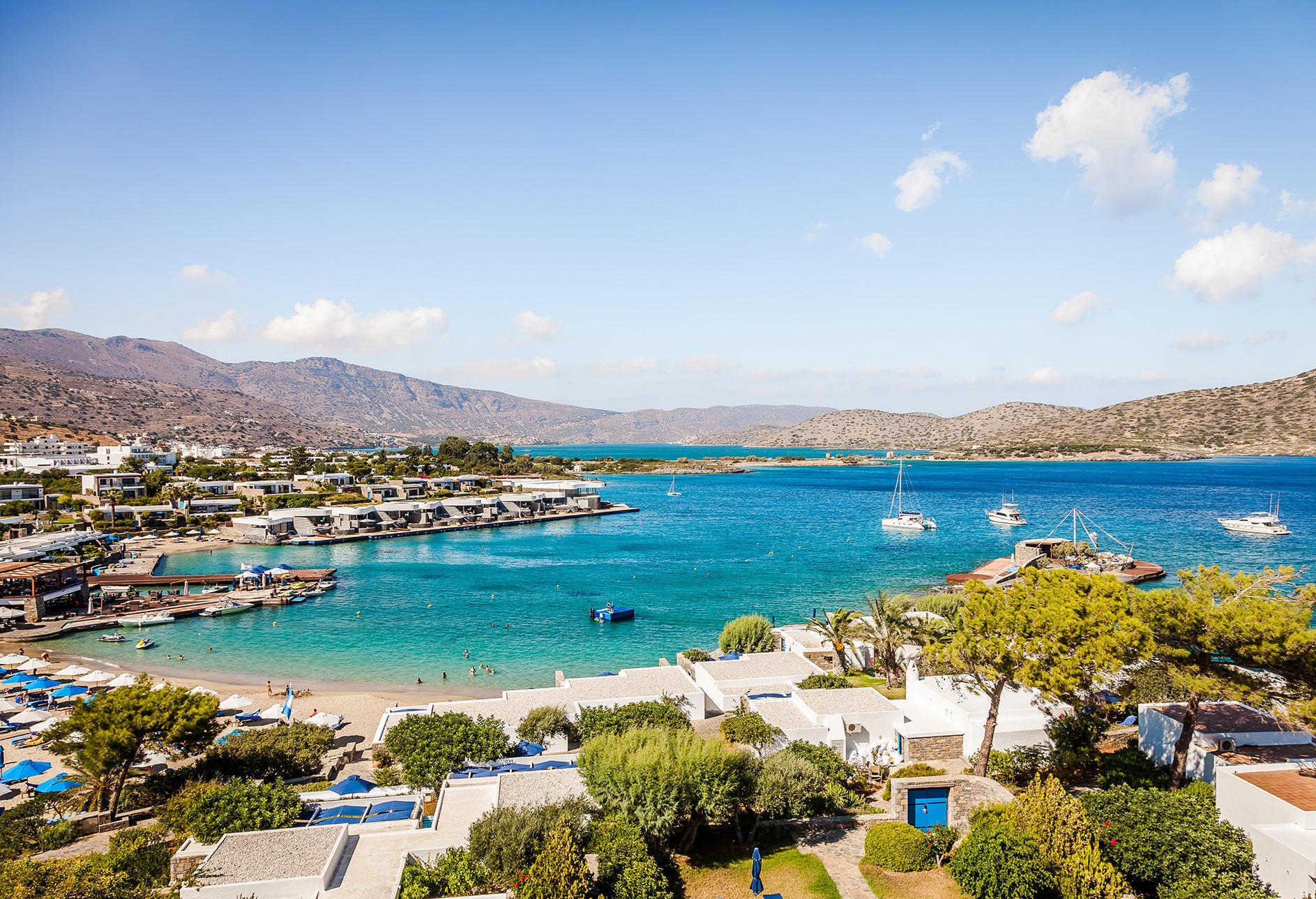 Элунда, Крит