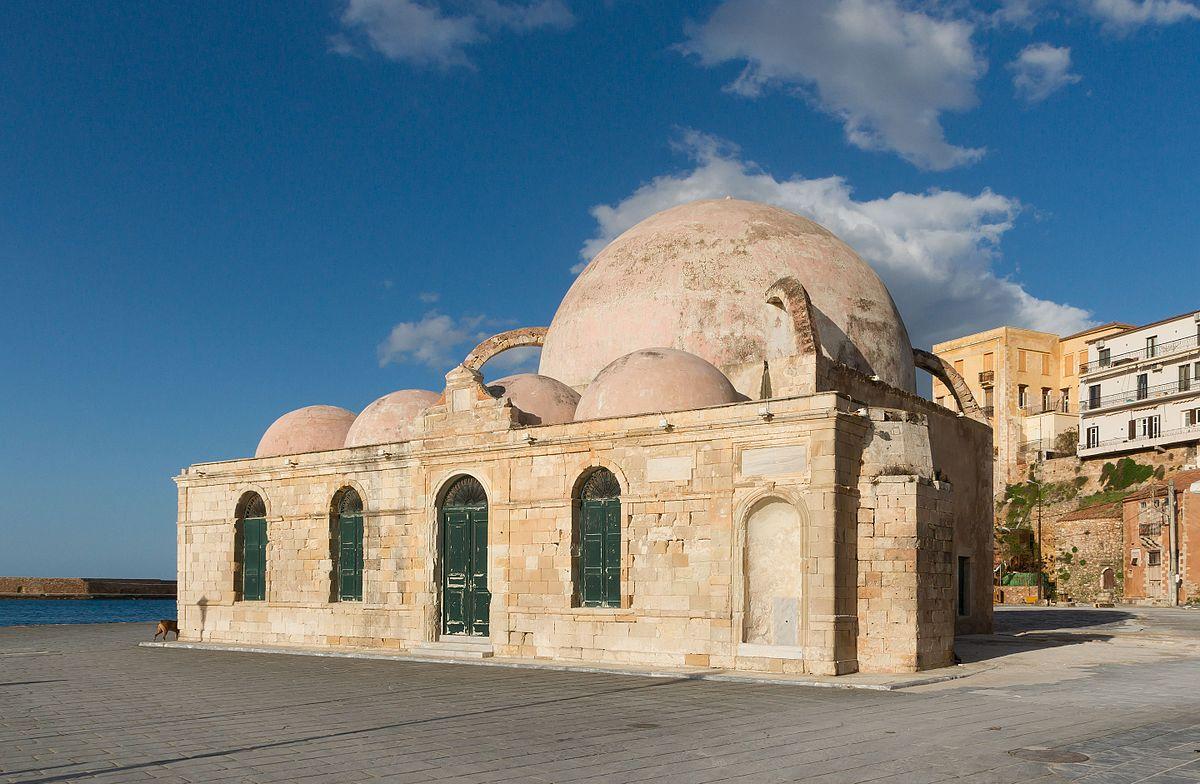 Мечеть Кючук Хасан в Ханья