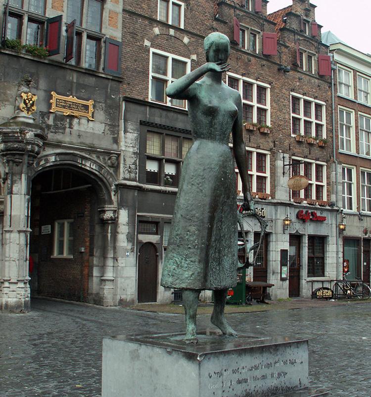 Статуя Марикен