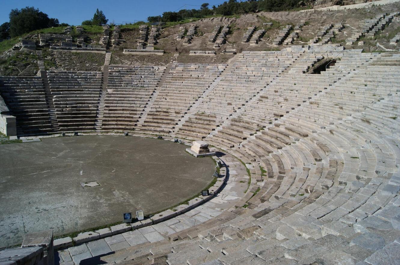 Бодрумский Амфитеатр