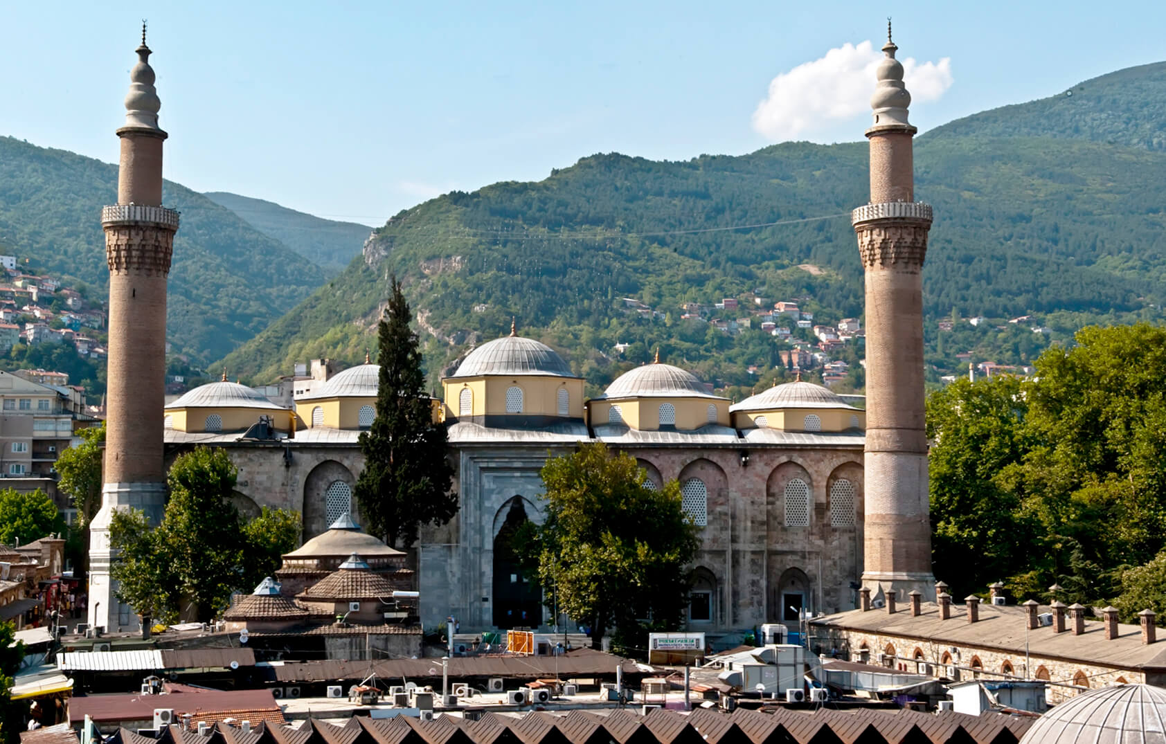 Мечеть Улу Джами