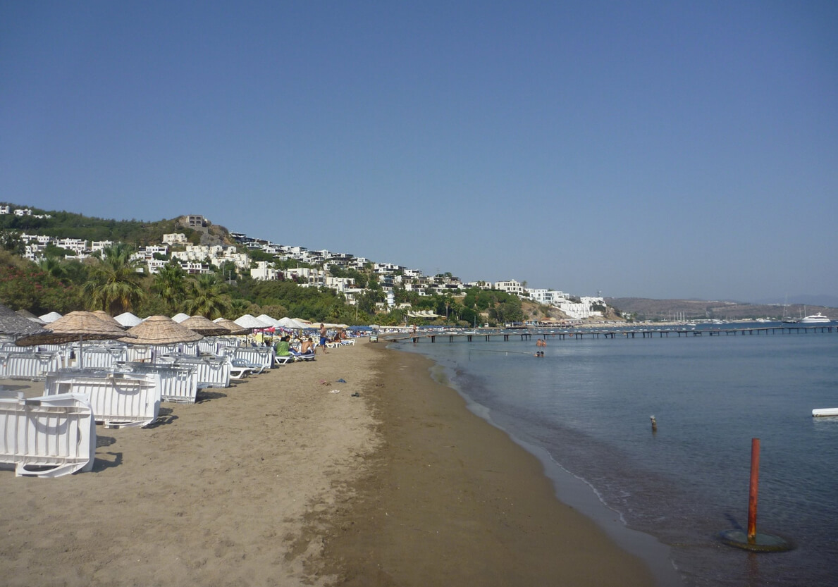 Пляж Camel Beach