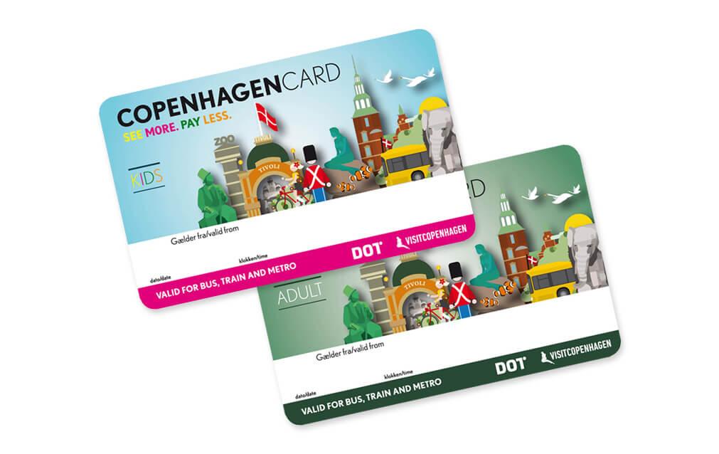 Пример Copenhagen Card