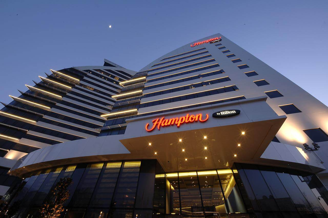 Отель Hampton By Hilton Bursa