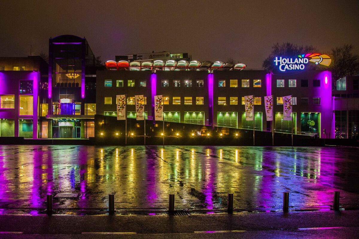 Казино Holland Casino Nijmegen