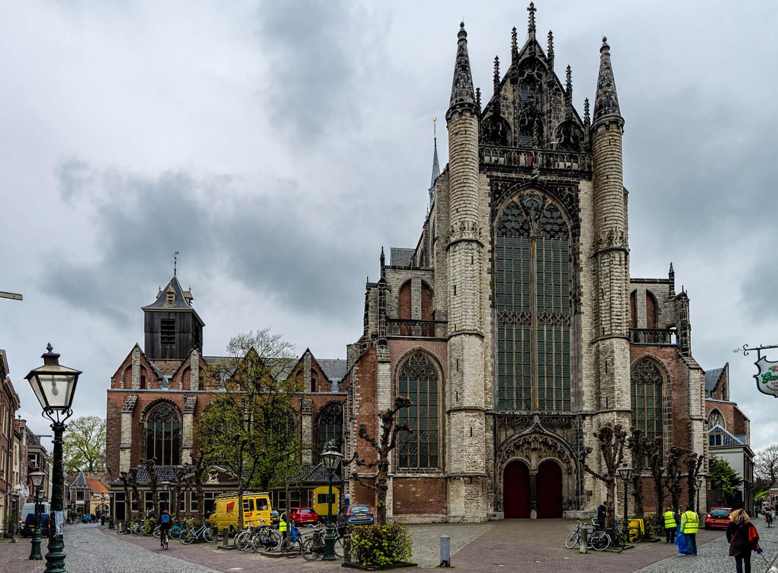 Церковь на высокой земле - Hooglandse Kerk