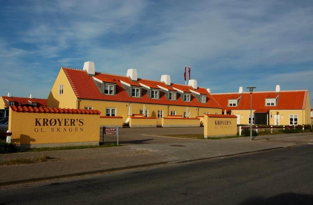 Апартаменты Krøyers Holiday Apartments