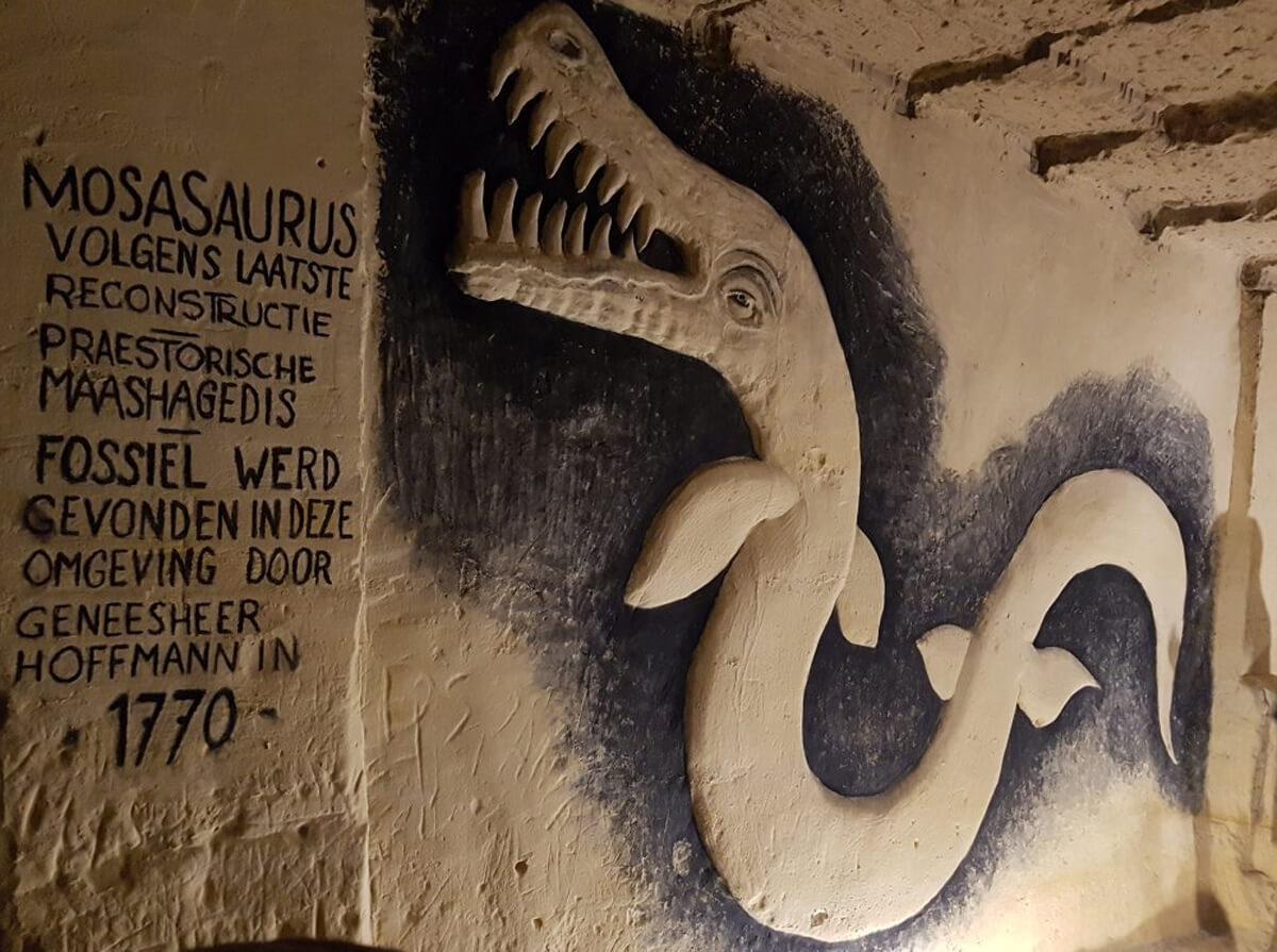 Древние пещеры Маастрихта