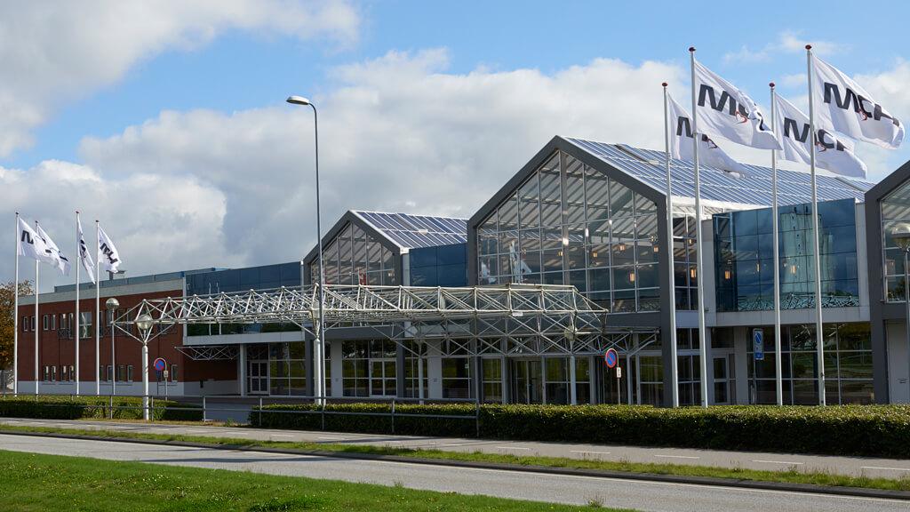 Выставочный центр Messecenter Herning