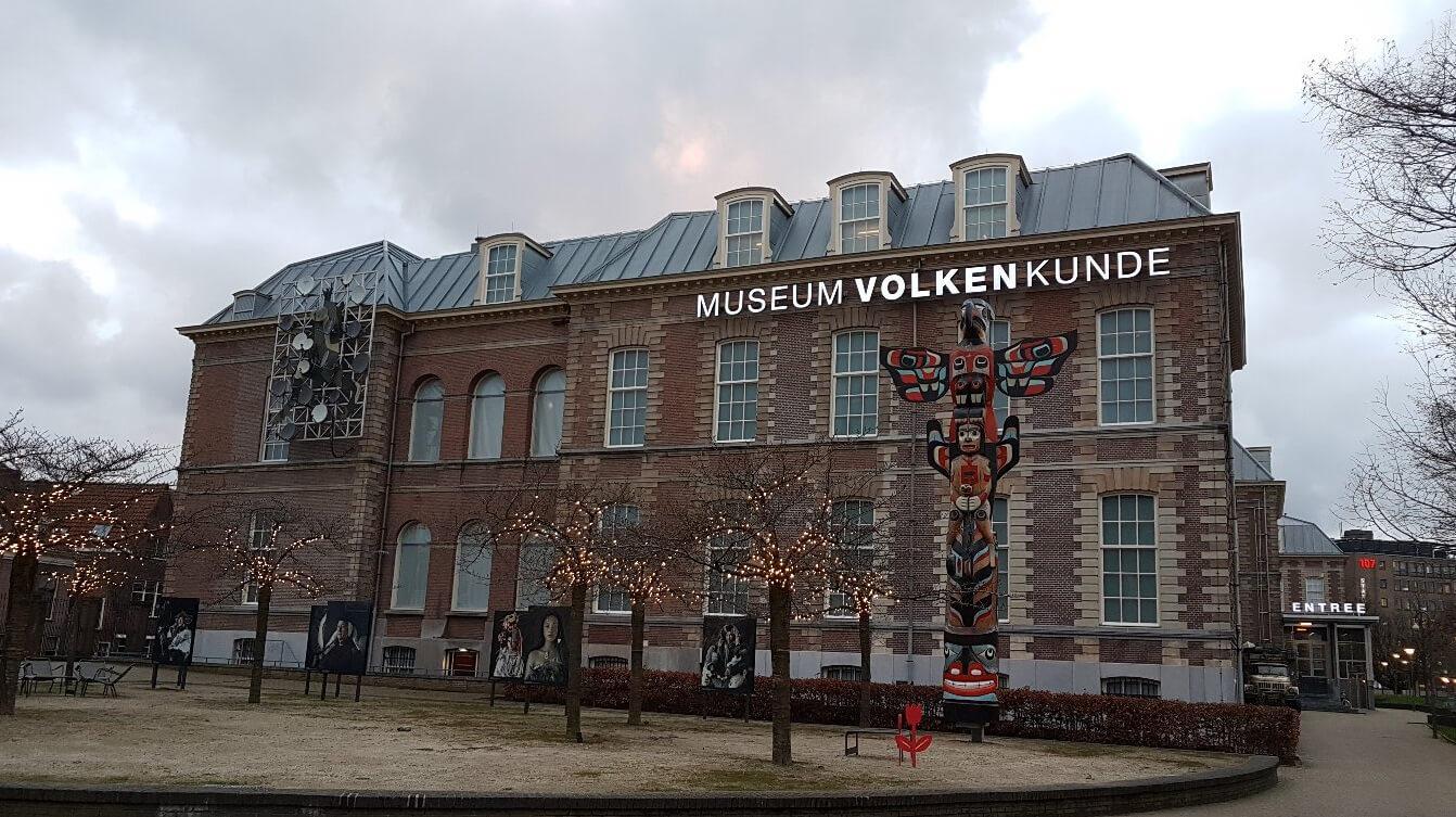 Этнологический музей Лейдена