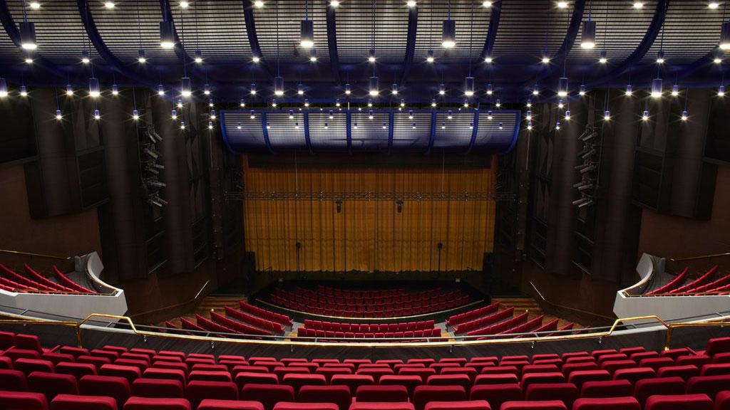 Зал Musikhuset Aarhus
