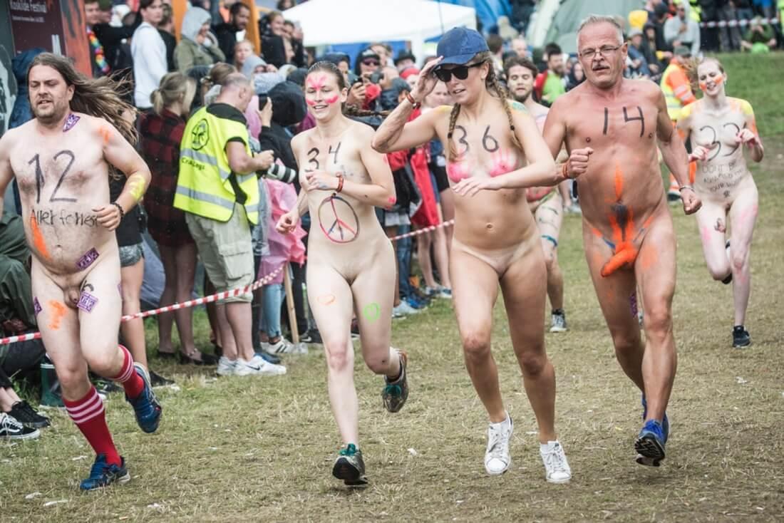 Забег Nude Run