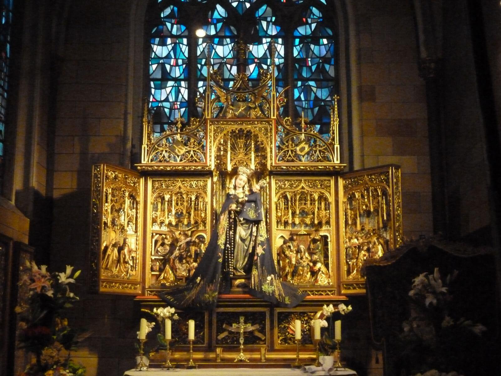 Базилика Девы Марии в Маастрихте