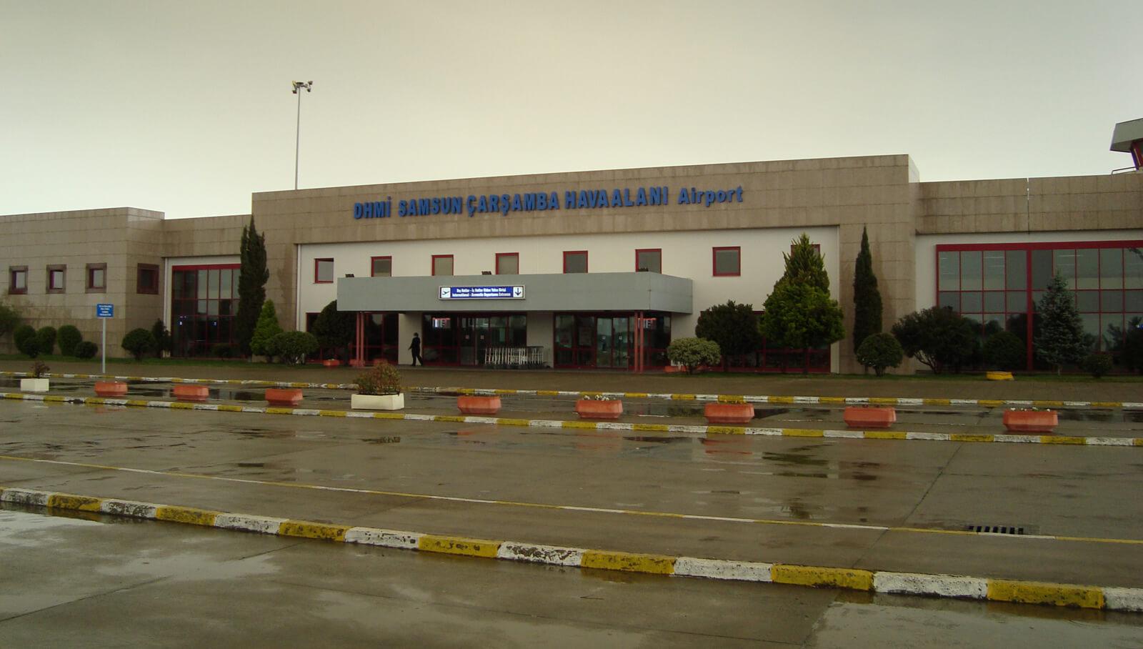 Аэропорт «Carsamba»