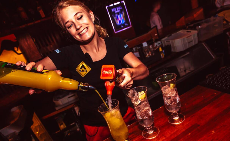 The Australian Bar в Оденсе