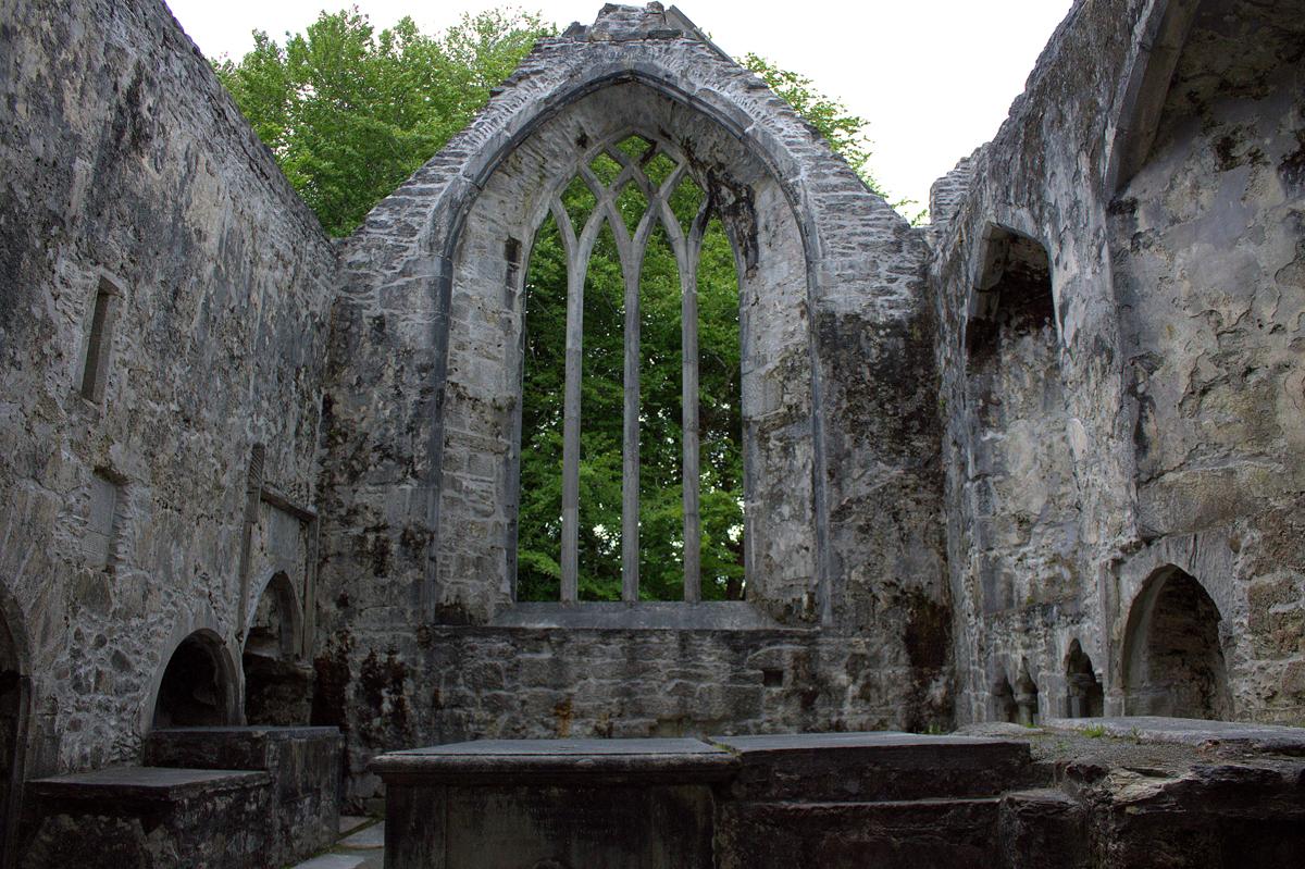 В аббатстве Макросс