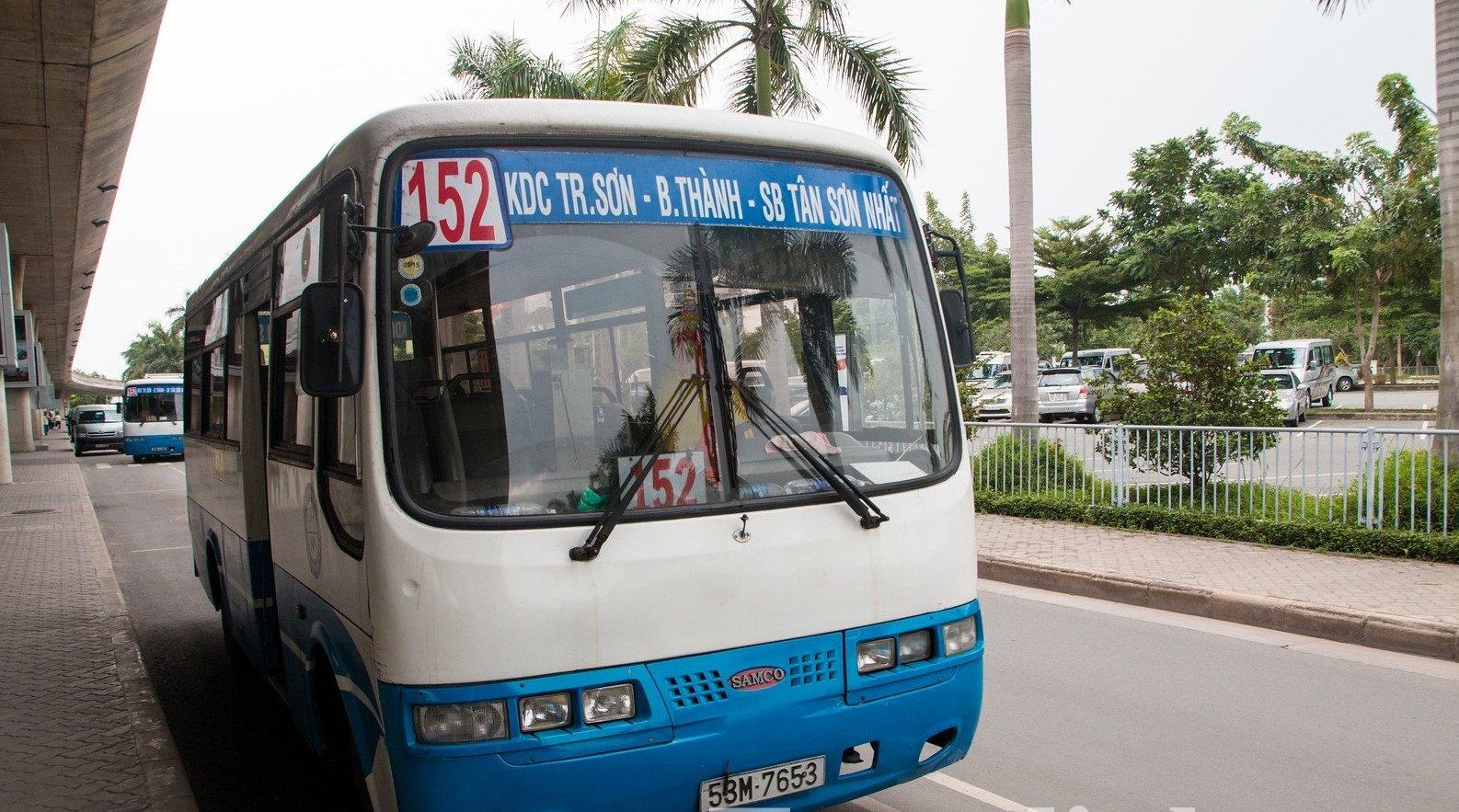 Автобус № 152