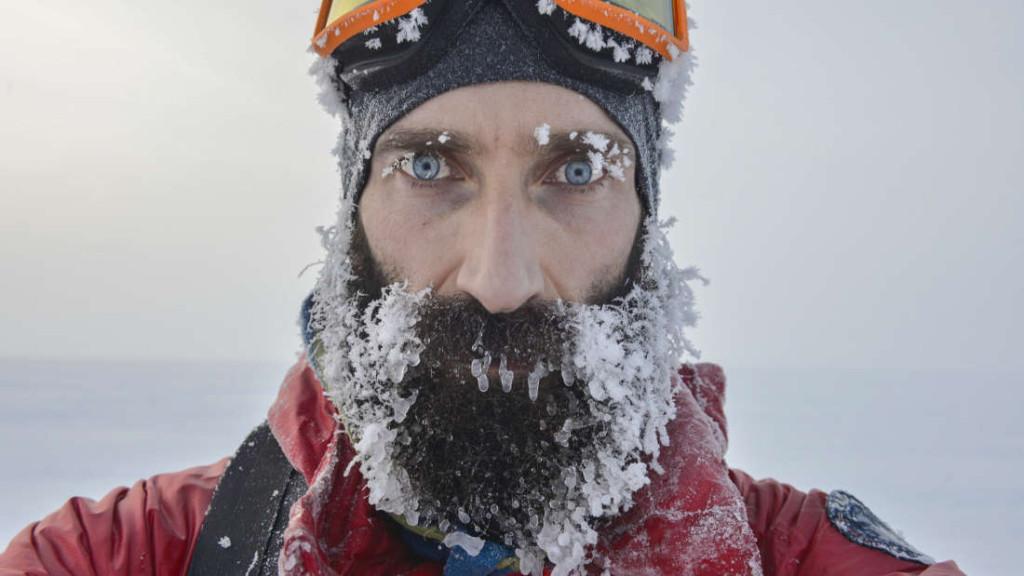 В Гренландии самая низкая средняя годовая температура
